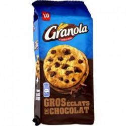 Cookie aux gros éclats de chocolat Granola