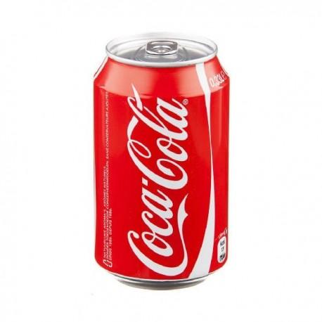 Coca Cola Canette 33 cl